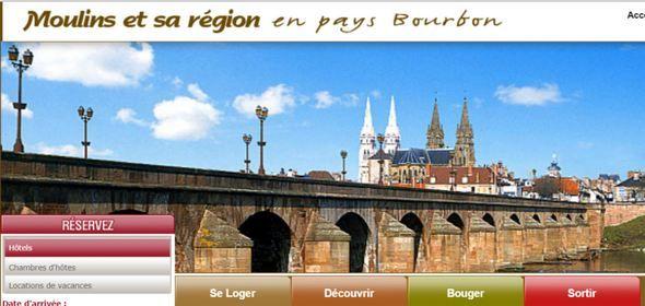 Moulins ville connect e ses habitants - Office de tourisme moulins ...